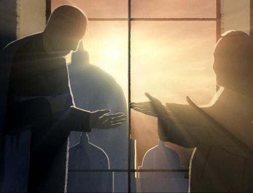 Premiera filma Goreči škof
