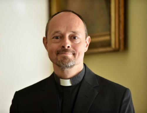 Vabilo: škofovsko posvečenje msgr. dr. Mitje Leskovarja