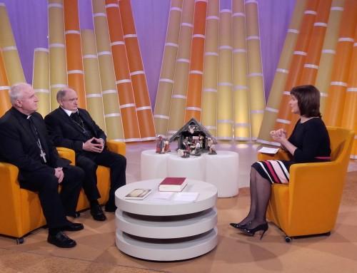 Nadškof msgr. Stanislav Zore OFM gost v oddaji Obzorja Duha