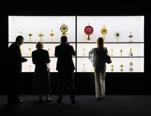 Razstava 'Plečnik in sveto' se iz Vatikanskih muzejev seli v Mestni muzej Ljubljana