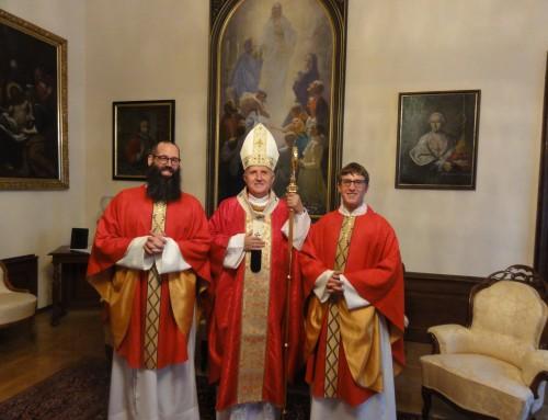 Duhovniško posvečenje 2017