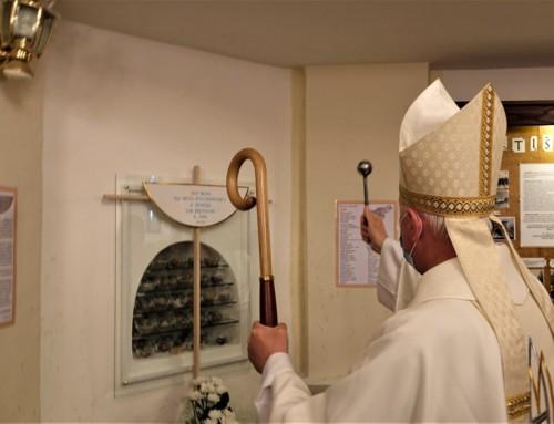 Nagovor nadškofa Zoreta na Kureščku