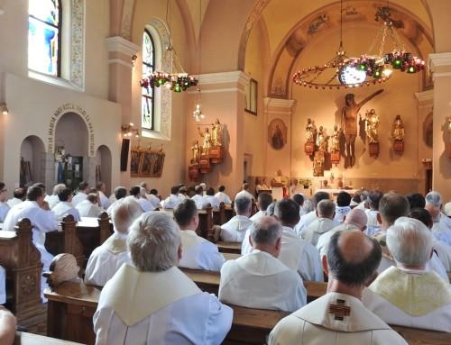Druženje duhovnikov ljubljanske nadškofije