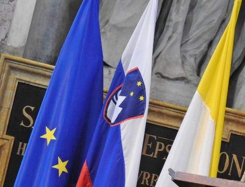 Nagovor nadškofa msgr. Stanislava Zoreta OFM pri sveti maši za domovino ob dnevu državnosti