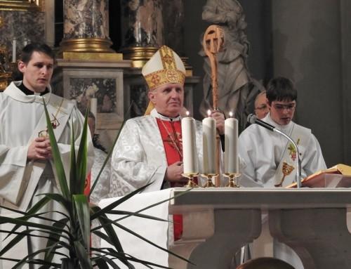 Ekumensko srečanje v župniji Ljubljana – Sveta Trojica
