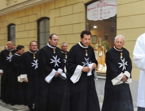 Nagovor nadškofa msgr. Stanislava Zoreta OFM ob osemstoti obletnici navzočnosti malteških vitezov v Sloveniji