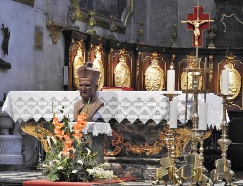 55. letnica smrti nadškofa Vovka