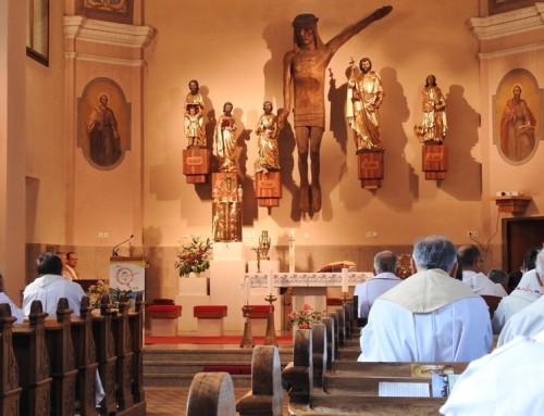 Srečanje duhovnikov ljubljanske nadškofije