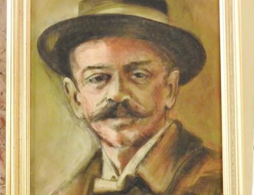 Ob 100. obletnici smrti pisatelja Ivana Cankarja