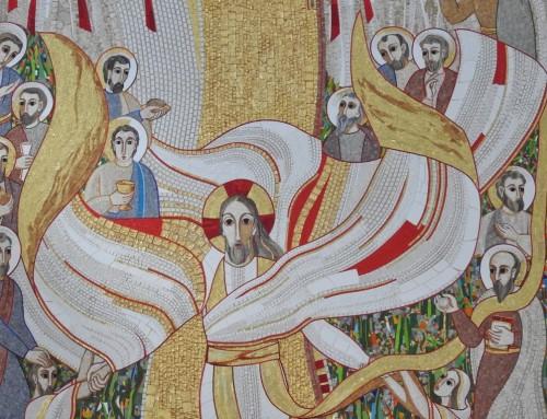 Nagovor nadškofa Zoreta pri maši na Evropski konferenci mladih odraslih za Kristusa