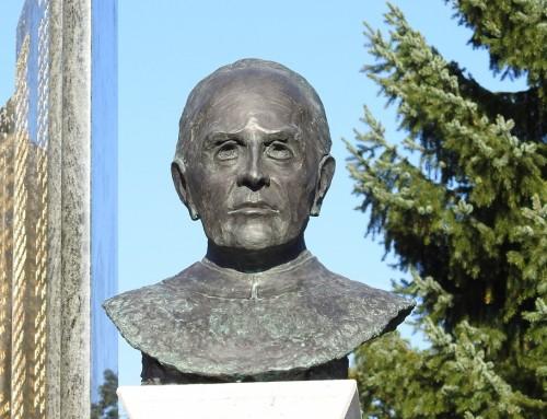 Blagoslov kipa dr. Lamberta Ehrlicha
