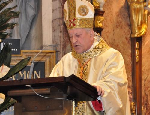 Sklep jubilejnega leta ob 550-letnici ljubljanske škofije