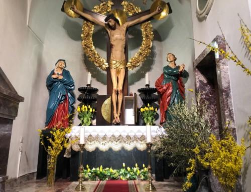 Nagovor nadškofa msgr. Stanislava Zoreta OFM pri vstajenjski sveti maši