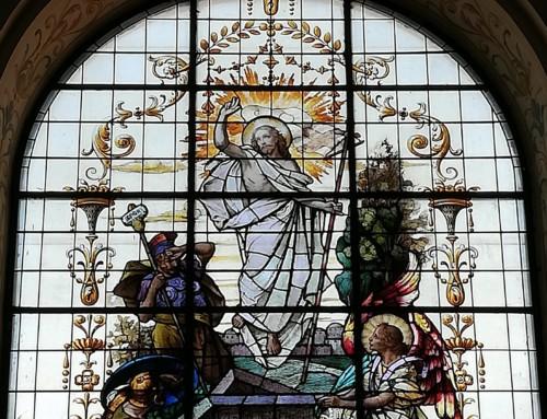 Nagovor nadškofa Zoreta ob vstajenjski sveti maši