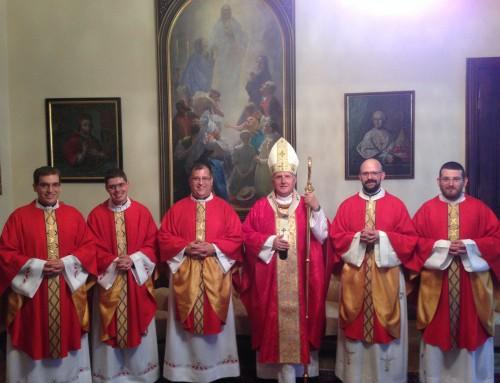 Duhovniško posvečenje