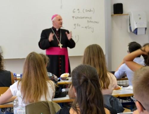 Vzgoja in izobraževanje v ljubljanski nadškofiji