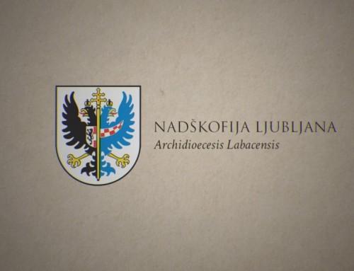 Čestitka nadškofa msgr. Stanislava Zoreta OFM novemu celjskemu škofu