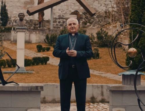 """""""Doma"""" na spletni strani Nadškofije Ljubljana"""