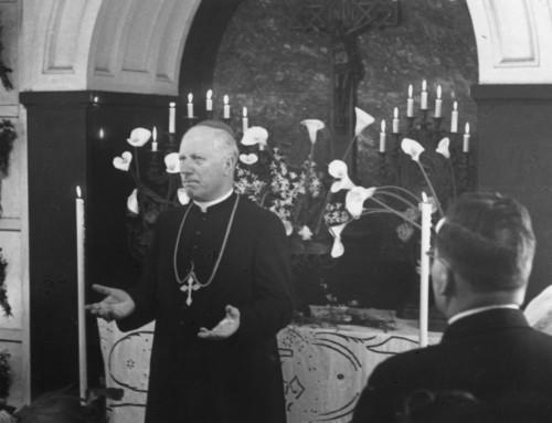 60. obletnica smrti ljubljanskega škofa dr. Gregorija Rožmana