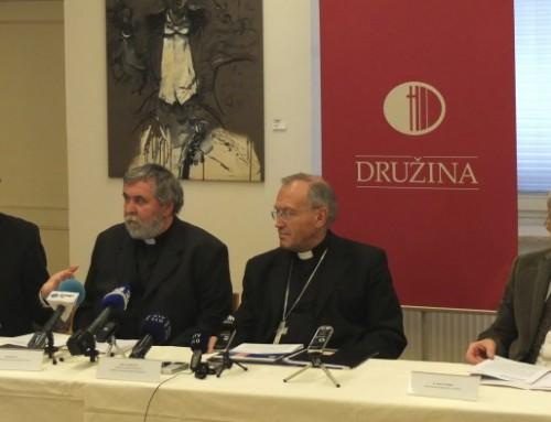 Utemeljitev prekopa škofa Rožmana iz ZDA v Slovenijo