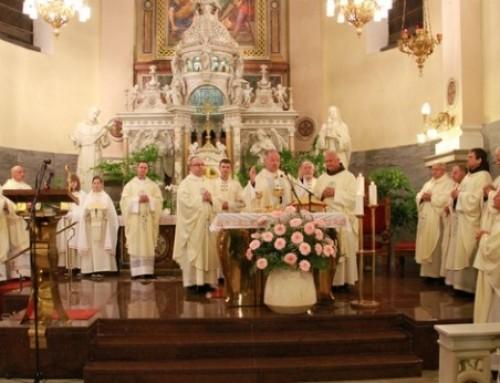 Nagovor nadškofa Stresa ob večeru slovenskih krščanskih izročil na Brezjah