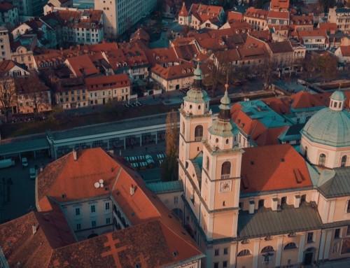 Nagovor nadškofa Zoreta pri maši ob začetku akademskega leta