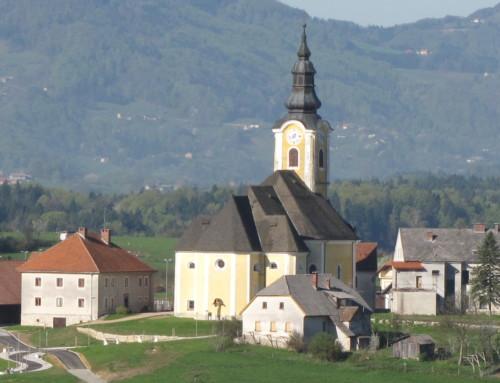 Nagovor nadškofa Zoreta pri maši na vseslovenskem srečanju kmetov