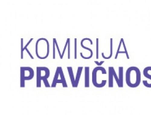 Izjava Komisije Pravičnost in Mir pri Slovenski škofovski konferenci glede napovedanega spreminjanja ustave